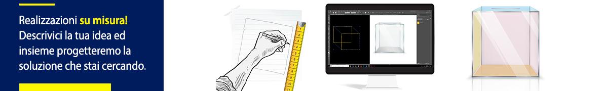 realizzazioni plexiglass su misura